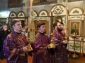 23 марта 2019 г., в неделю 2-ю Великого поста, епископ Силуан совершил вечернее богослужение в городе Лысково