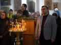 24 февраля 2019 г., в неделю о блудном сыне, епископ Силуан совершил литургию в городе Княгинино