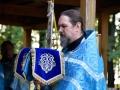24 августа 2019 г. епископ Силуан совершил литургию в Маровском монастыре