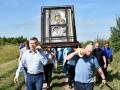 24 августа 2019 г. паломники прошли крестным ходом из села Вазьянка в Маровский монастырь