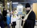 25 января 2020 г. епископ Силуан встретился с детьми в Казанском храме города Лысково