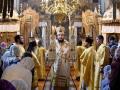 25 августа 2019 г., в неделю 10-ю по Пятидесятнице, епископ Силуан совершил литургию в селе Просек