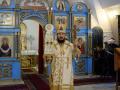 26 января 2020 г., в неделю 32-ю по Пятидесятнице, епископ Силуан совершил литургию в городе Перевозе