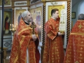 26 апреля 2020 г., в неделю Антипасхи, епископ Силуан совершил литургию в Макарьевском монастыре