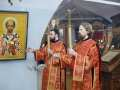 25 апреля 2020 г., в неделю Антипасхи, епископ Силуан совершил вечернее богослужение в Макарьевском монастыре