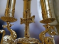 26 июля 2020 г., в неделю 7-ю по Пятидесятнице, епископ Силуан совершил литургию в Макарьевском монастыре