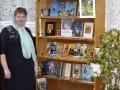 26 октября 2019 г. епископ Силуан посетил библиотеку в селе Красный Оселок
