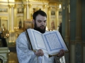 27 мая 2020 г., в праздник Вознесения Господня, епископ Силуан совершил вечернее богослужение в Макарьевском монастыре