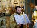 27 июня 2020 г., в неделю 3-ю по Пятидесятнице, епископ Силуан совершил вечернее богослужение в Макарьевском монастыре