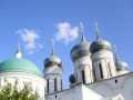27 июля 2021 г., в день памяти равноапостольного князя Владимира, епископ Силуан совершил вечернее богослужение в Макарьевском монастырем