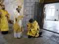 27 июля 2021 г., в день памяти равноапостольного князя Владимира, епископ Силуан совершил вечернее богослужение в Макарьевском монастыре