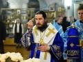 27 августа 2019 г., в праздник Успения Божией Матери, епископ Силуан совершил вечернее богослужение в Макарьевском монастыре