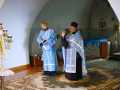 27 августа 2021 г., в праздник Успения Пресвятой Богородицы, епископ Силуан совершил вечернее богослужение в Макарьевском монастыре