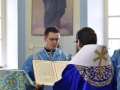 27 октября 2019 г., в неделю 19-ю по Пятидесятнице, епископ Силуан совершил литургию в селе Вазьянка