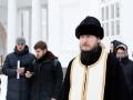 27 декабря 2020 г. епископ Силуан совершил литию на кладбище Макарьевского монастыря