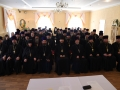 28 марта 2019 г. в городе Лысково состоялось епархиальное собрание
