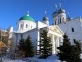 28 марта 2021 г., в неделю 2-ю Великого поста, епископ Силуан совершил литургию в Макарьевском монастыре