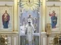 28 мая 2020 г., в праздник Вознесения Господня, епископ Силуан совершил литургию в Макарьевском монастыре