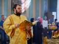 28 июня 2020 г., в неделю 3-ю по Пятидесятнице, епископ Силуан совершил литургию в Макарьевском монастыре