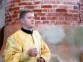 28 июля 2020 г., в день памяти равноапостольного князя Владимира, епископ Силуан совершил литургию в Макарьевском монастыре