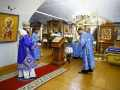 28 августа 2021 г., в неделю 10-ю по Пятидесятнице, епископ Силуан совершил вечернее богослужение в Макарьевском монастыре