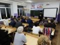 28 декабря 2019 г. епископ Силуан встретился с педагогами Ужовской школы