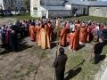 29 апреля 2019 г., в понедельник Светлой седмицы, епископ Силуан совершил литургию в городе Лысково