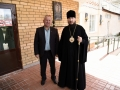 29 апреля 2019 г. епископ Силуан посетил Лысковский техникум