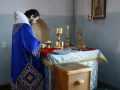 29 августа 2021 г., в неделю 10-ю по Пятидесятнице, епископ Силуан совершил литургию в Макарьевском монастыре