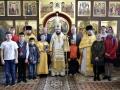 29 сентября 2019 г., в неделю 15-ю по Пятидесятнице, епископ Силуан совершил литургию в Большом Мурашкине