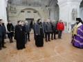 29 декабря 2019 г. епископ Силуан совершил молебен в Никольском храме села Починки