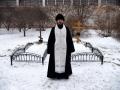 3 февраля 2019 г. епископ Силуан совершил литию на могиле своего отца