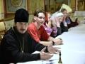 3 августа 2019 г. епископ Силуан встретился с юными паломниками в Макарьевском монастыре