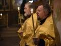 3 августа 2019 г., в неделю 7-ю по Пятидесятнице, епископ Силуан совершил вечернее богослужение в Макарьевском монастыре