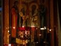 30 января 2021 г., в неделю 34-ю по Пятидесятнице, епископ Силуан совершил вечернее богослужение в Макарьевском монастыре