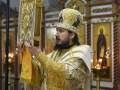 30 ноября 2019 г., в неделю 24-ю по Пятидесятнице, епископ Силуан совершил вечернее богослужение в Макарьевском монастыре
