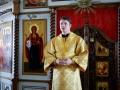 31 января 2021 г., в неделю 34-ю по Пятидесятнице, епископ Силуан совершил литургию в Макарьевском монастыре