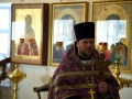 31 марта 2019 г., в неделю Крестопоклонную, епископ Силуан совершил литургию в городе Перевозе