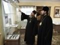 1 августа 2019 г. епископ Силуан посетил музейный комплекс Саровской пустыни