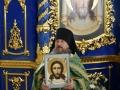 1 августа 2019 г., в день памяти преподобного Серафима Саровского, епископ Силуан совершил литургию в Саровской пустыни
