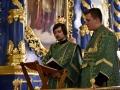 31 июля 2019 г. епископ Силуан совершил вечернее богослужение в Саровской пустыни