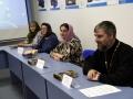 4 мая 2019 г. состоялась встреча педагогов Лукояновского губернского колледжа с епископом Силуаном
