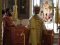 4 мая 2019 г., в неделю Антипасхи, епископ Силуан совершил вечернее богослужение в селе Николаевка