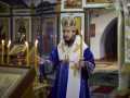 4 сентября 2021 г., в неделю 11-ю по Пятидесятнице, епископ Силуан совершил вечернее богослужение в Макарьевском монастыре