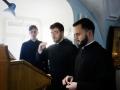 4 декабря 2020 г., в праздник Введения во храм Пресвятой Богородицы, епископ Силуан совершил литургию в Макарьевском монастыре