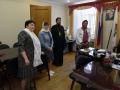 5 мая 2019 г. епископ Силуан встретился с главой Первомайского района