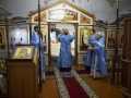 5 сентября 2021 г., в неделю 11-ю по Пятидесятнице, епископ Силуан совершил литургию в Макарьевском монастыре