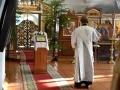 6 января 2019 г., в навечерие Рождества Христова, епископ Силуан совершил праздничную вечерню в Макарьевском монастыре