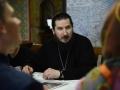 6 января 2019 г. епископ Силуан встретился с юными паломниками в Макарьевском монастыре