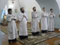 6 января 2020 г., в навечерие Рождества Христова, епископ Силуан совершил литургию в Макарьевском монастыре